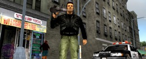 An entire character was dropped from GTA III following the 9/11 attacks