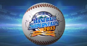 Baseball Superstars 2013 Hits iOS Today.