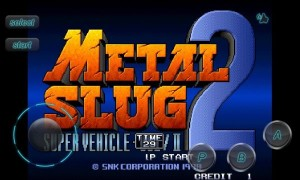 Arcade Classic, Metal Slug 2, Goes Mobile On iOS & Android