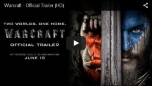 Warcraft Official Movie Trailer HD